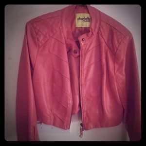 Medium Charlotte Russ Leather Jacket